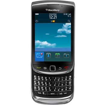 Blackberry Torch 9800 Es Un Terminal Que Dispone De Una