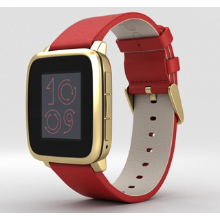 Pebble Time Steel