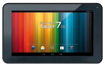 Best Buy Easy Home Tablet 7 Pl Dual Core