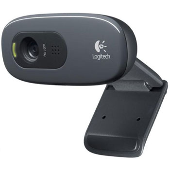 Logitech hd webcam c270 permite realizar videollamadas en alta