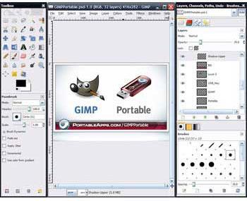The Gimp 2 10 22 Rev 2 Portable