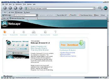 netscape 7.0